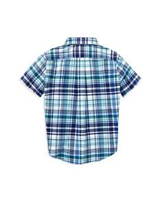 Ralph Lauren - Boys' Performance Poplin Shirt - Little Kid