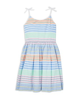b6417c7efe1 Ralph Lauren - Girls  Striped Oxford Dress - Big Kid ...