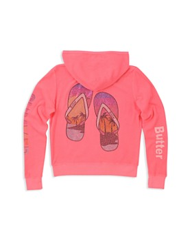 Butter - Girls' Flip-Flop Hoodie - Little Kid, Big Kid