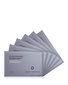 DERM iNSTITUTE - Cellular Rejuvenating Eye Contour Masque, Set of 6