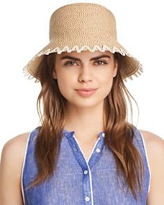 Eric Javits - Eloise Woven Bucket Hat