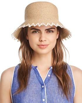 a26e9989804 Eric Javits - Eloise Woven Bucket Hat