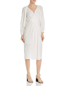 Joie - Lidayne Plissé Dress