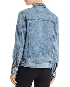 rag & bone/JEAN - Oversized Denim Jacket