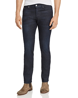Boss Hugo Boss Jeans DELAWARE 3 SLIM FIT JEANS IN NAVY