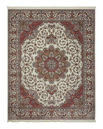 Kenneth Mink - Persian Treasures Shah Area Rug, 5' x 8'
