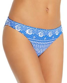 Ralph Lauren - Bandanna Print Devin Hipster Bikini Bottom