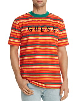 GUESS - Tour Striped Tee