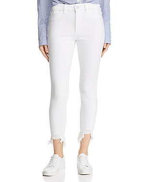 Dl Jeans DL1961 CHRISSY ULTRA HIGH-RISE JEANS IN KERN
