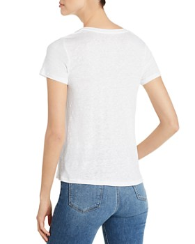 Majestic Filatures - Scoop Neck Tee