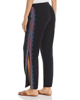 Johnny Was - Dani Embroidered Pants