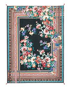 Johnny Was - Bethia Silk Floral-Print Scarf