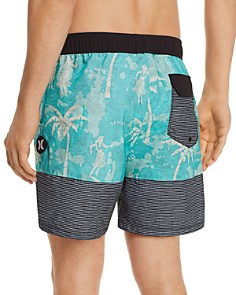 """Hurley - Aloha Only Volley 17"""" Swim Trunks"""