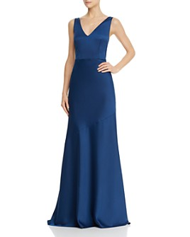 Rachel Zoe - Meghan V-Neck Gown - 100% Exclusive