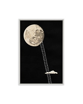 Bloomingdale's Artisan Collection - To the Moon I Wall Art
