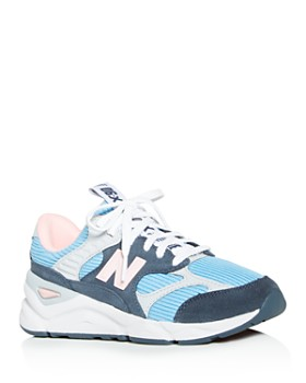 New Balance - Women's X90 Reconstructed Low-Top Sneakers