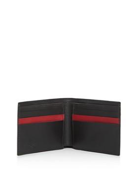 Salvatore Ferragamo - Gancini-Print Bi-Fold Wallet
