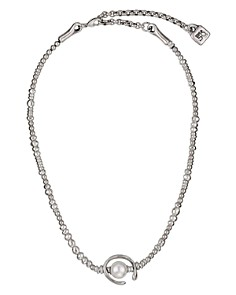 Uno de 50 - Another Round Necklace, 14""