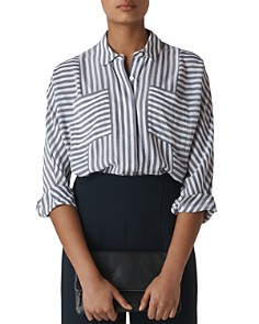 Whistles - Block-Stripe Shirt