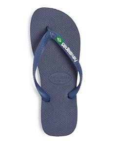 havaianas - Men's Brazil Logo Flip-Flops