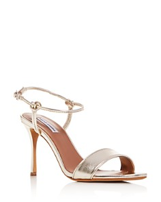 Tabitha Simmons - Women's Bungee High-Heel Sandals