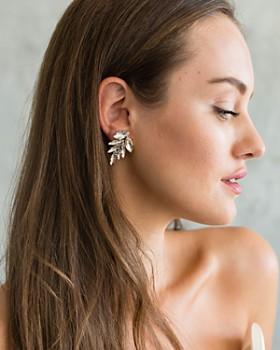 Brides and Hairpins - Elcie Earrings