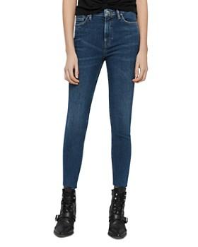 872205a0427 ALLSAINTS Designer Jeans for Women: Slim, Skinny & More - Bloomingdale's
