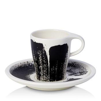 Villeroy & Boch - Coffee Passion Awake Espresso Cup & Saucer Set