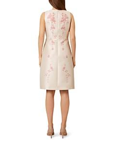 HOBBS LONDON - Melody Floral Jacquard Dress