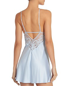 In Bloom by Jonquil - Satin & Lace Chemise