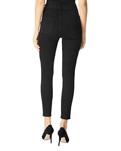 J Brand - Lillie High-Rise Skinny Jeans in Vesper