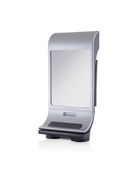 Zadro - Zadro Fogless LED Lighted Bluetooth Enabled Water Mirror with Touch LED Lighted Panel