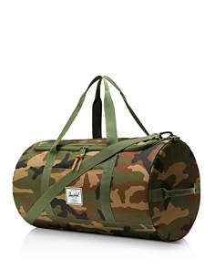 Herschel Supply Co. - Sutton Camo Duffle Bag