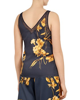 Ted Baker - Innah Fantasia-Print Camisole Top
