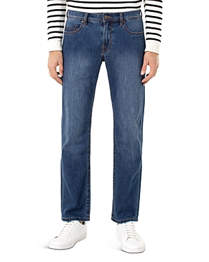 Liverpool Regent Relaxed Straight Fit Jeans in Anderson Mid-Men