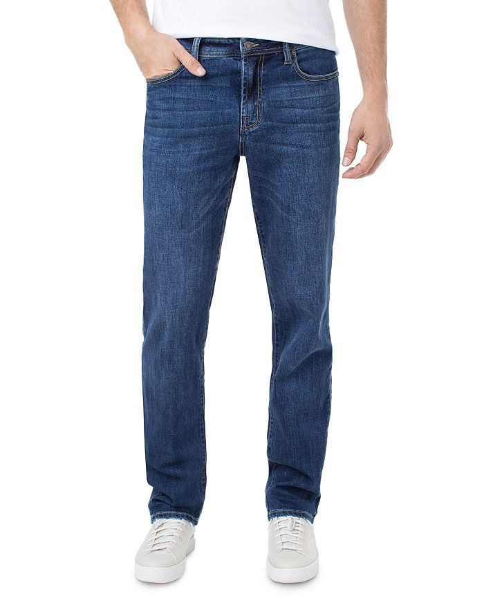 Liverpool Los Angeles - Regent Relaxed Fit Jeans in Marina Dark