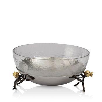 Michael Aram - Pomegranate Glass Serving Bowl
