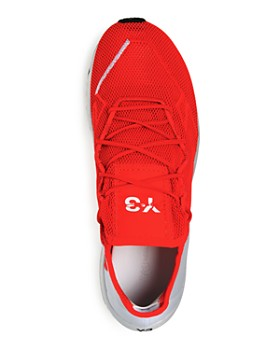 Y-3 - Men's Adizero Knit Low-Top Sneakers