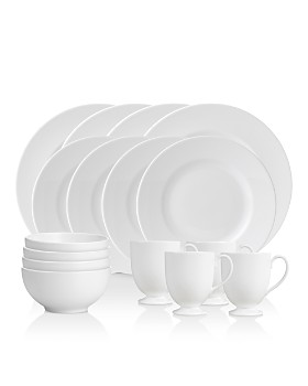 Wedgwood - Wedgwood White 16-Piece Set
