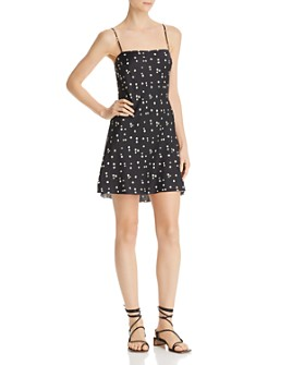 Bec & Bridge - Miss Daisy Silk Mini Dress