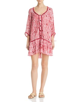 Poupette St. Barth - Bety Poncho Mini Dress