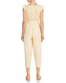 Sage the Label - Summer Years Striped Jumpsuit