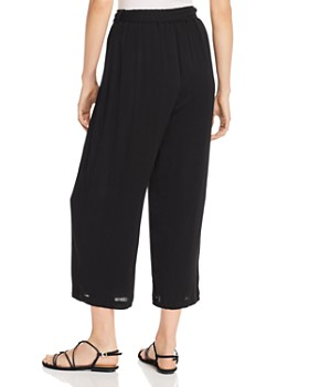 Charlie Holiday - Fairmont Cropped Wide-Leg Pants