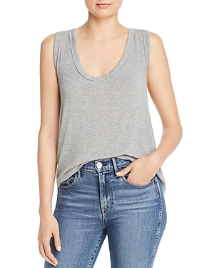 Free People Tops TAKE THE PLUNGE TANK