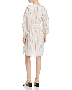 Joie - Semra Striped Shirt Dress