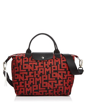 87a221cbe Longchamp Handbags, Totes, Satchels & More - Bloomingdale's