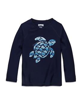 2aa04e6839 Vilebrequin - Boys' Glassy Gsy Turtle Graphic Rash Guard - Little Kid, Big  Kid ...