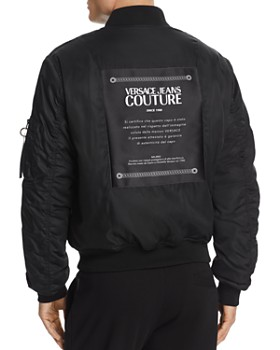 Versace Jeans Couture - Flight Bomber Jacket