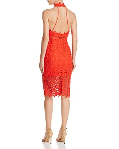 Bardot - Gemma Open-Back Lace Dress