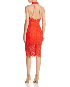 Bardot - Gemma Open-Back Lace Dress